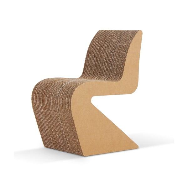 Kartonová židle Amanda