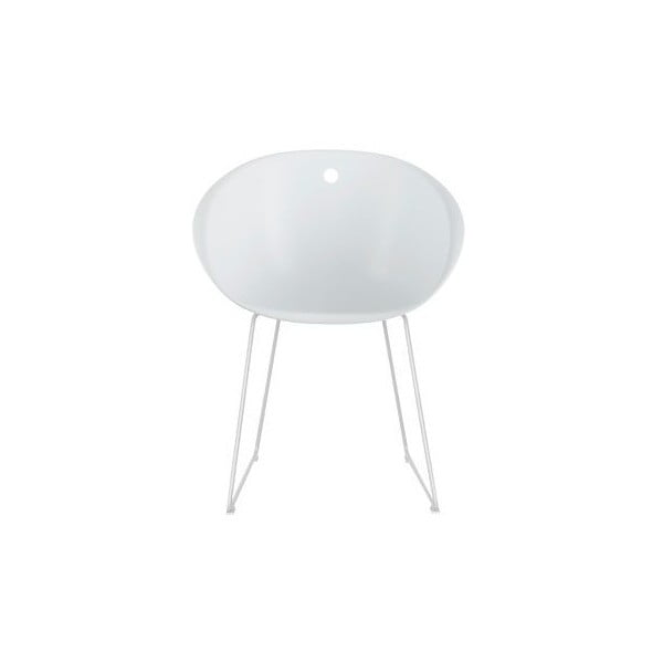 Bílá židle Pedrali Gliss 920
