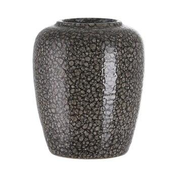 Vază din gresie A Simple Mess Alia Major, ⌀ 14,5 cm