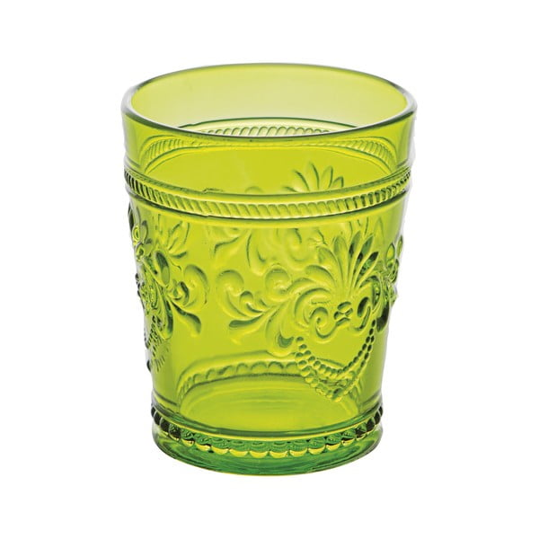 Set 6 ks sklenic Fade Verde Florence