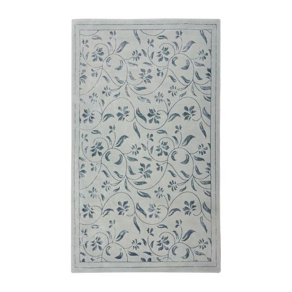 Šedý koberec Floorist Florist, 120x180cm