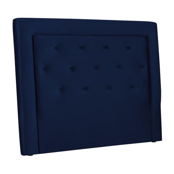 Tmavě modré čelo postele Cosmopolitan Design Cloud, šířka 200cm