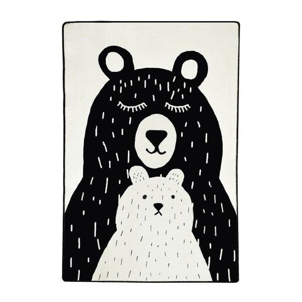 Covor copii Bears, 100 x 160 cm