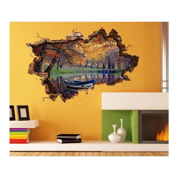 Autocolant de perete Insigne Veerle, 135 x 90 cm
