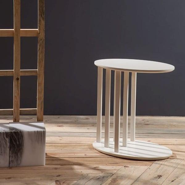 Konferenční stolek Epic White