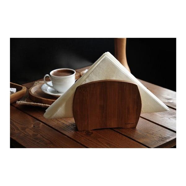 Bambusový stojan na papírové ubrousky Bambum Lola