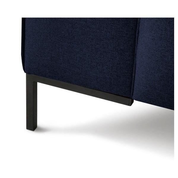 Modrá třímístná pohovka Cosmopolitan Design Seville