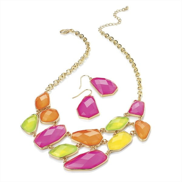 Set náhrdelník a náušnice Rosie