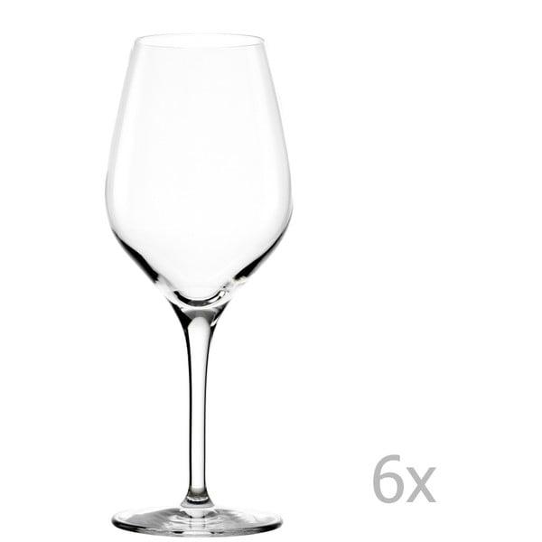 Sada 6 sklenic na červené víno Stölzle Lausitz Exquisit Wine, 350 ml