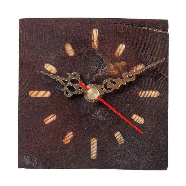 Nástěnné hodiny Wenge Cutter