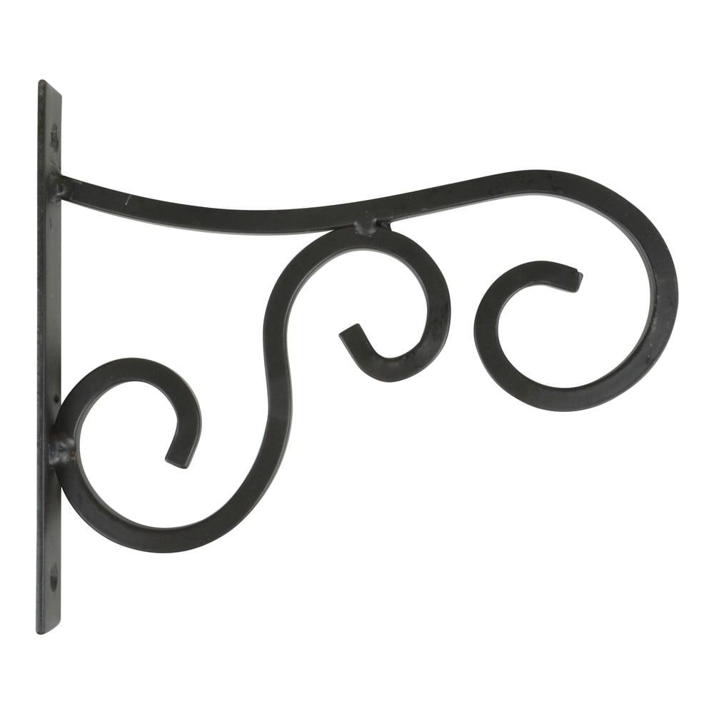Nástěnná konzole Esschert Design Cassis, délka21cm