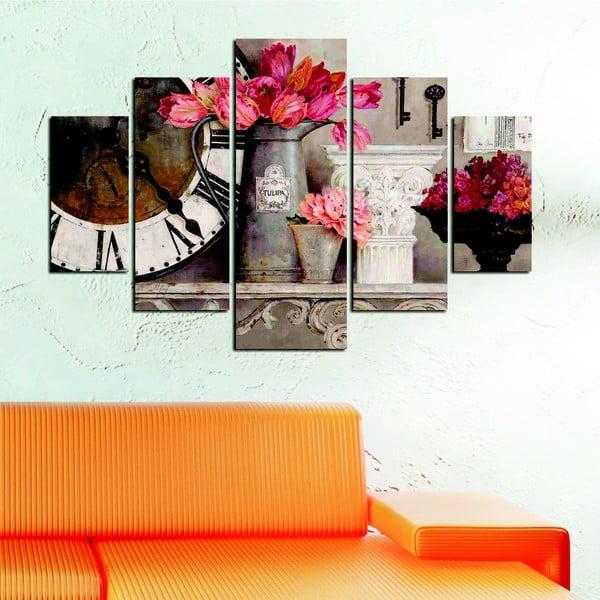 Vícedílný obraz Humberto, 92x56 cm