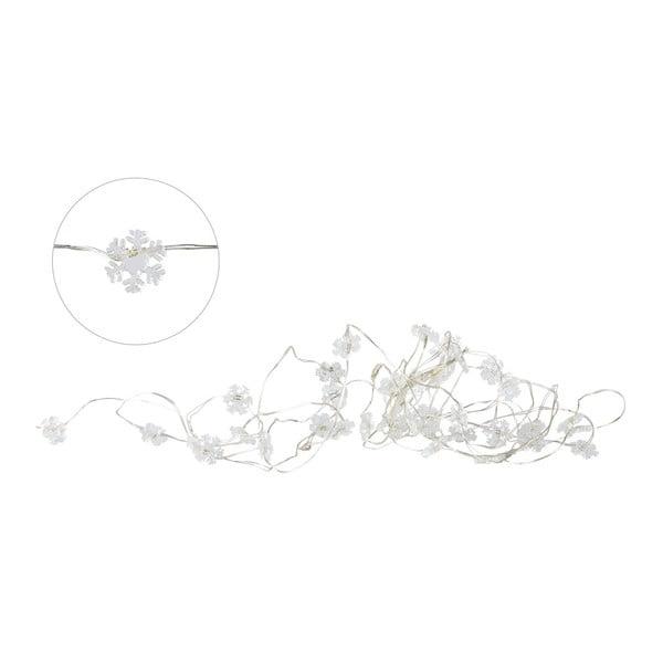 Světelný LED řetěz Villa Collection Snow, 40 světýlek