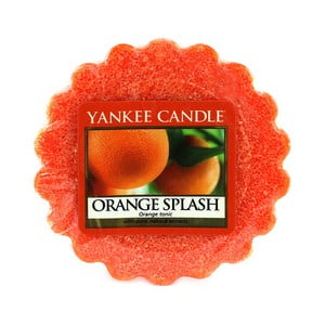 Vonný vosk do aromalampy Yankee Candle Pomerančová Šťáva, doba trvání vůně až 8 hodin