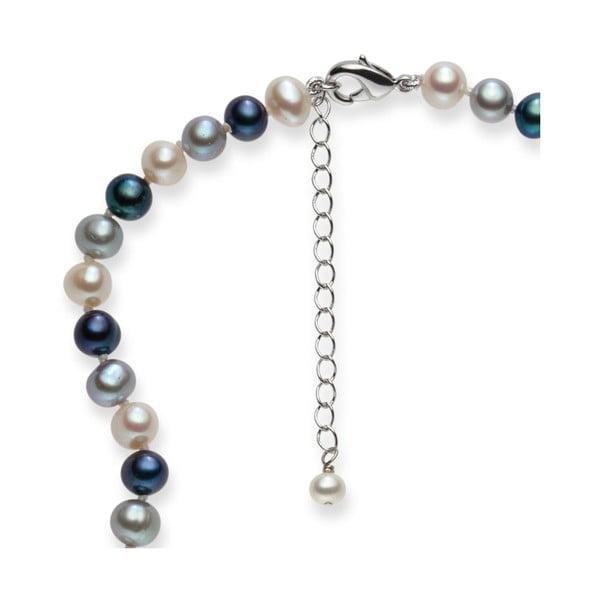 Perlový náhrdelník Nova Pearls Copenhagen Cerise