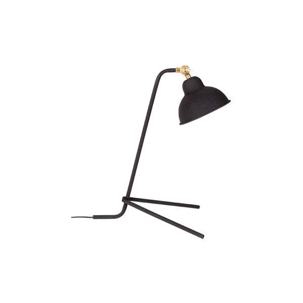 Lampă de birou White Label Jock, negru