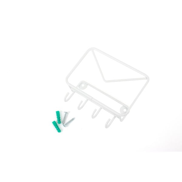 Věšák na klíče a obálky Balvi Mail