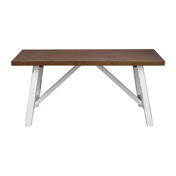 Konferenční stolek z recyklovaného borovicového dřeva Folke Inez