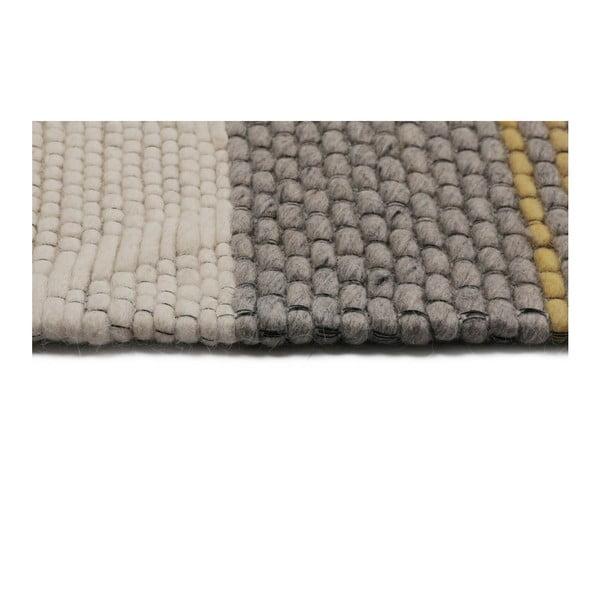 Pruhovaný koberec Eco Rugs Calm, 80x150cm