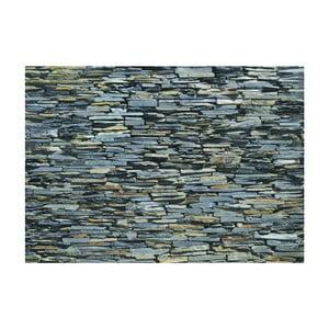 Tapeta Graphite Stonewall, 400x280 cm