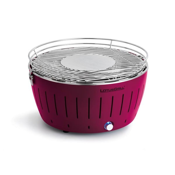 Bezkouřový gril LotusGrill XL Plum Purple