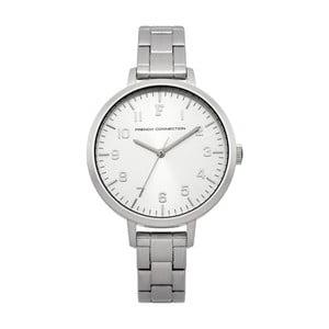Stříbrné dámské hodinky French Connection Yasmine