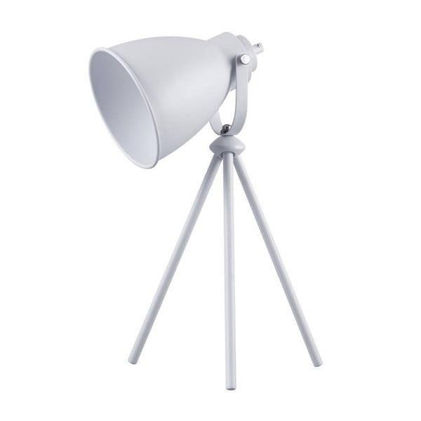 Bílá stolní lampa BRITOP Lighting Marla White