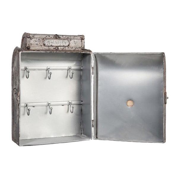 Box na klíče Key Cabinet, 26,5x13x36 cm