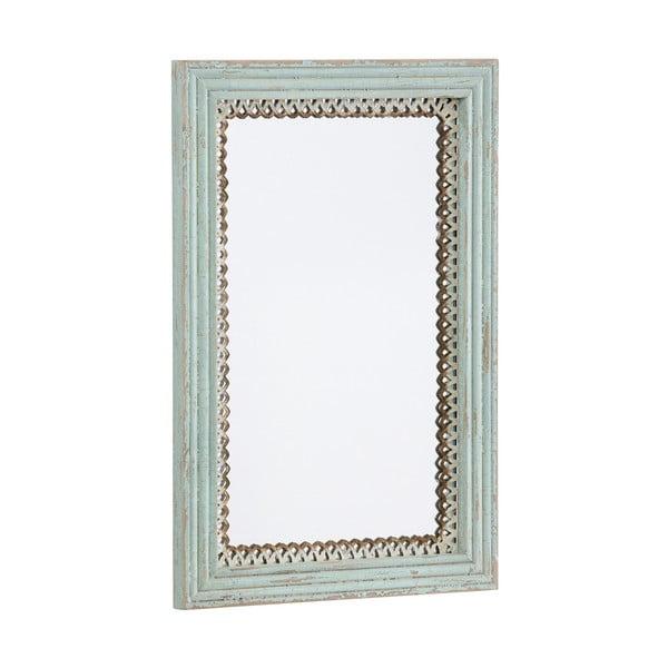 Zrcadlo Antique MIrror, zelená patina
