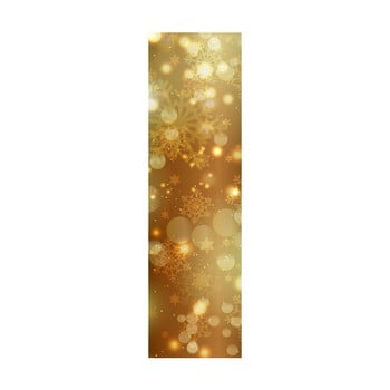 Runner Gold Shimmer, 40×140 cm de la Unknown