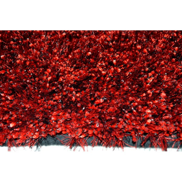 Koberec Damru Red, 90x160 cm