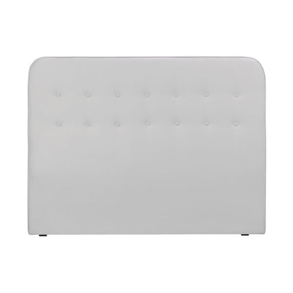 Světle šedé čelo postele HARPER MAISON Lana, 200 x 120 cm