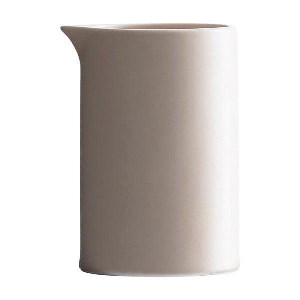 Béžová porcelánová mléčenka House Doctor Milky