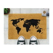 Rohožka Artsy Doormats World Map, 40 x 60 cm