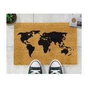 Rohožka Artsy Doormats World Map,40x60cm
