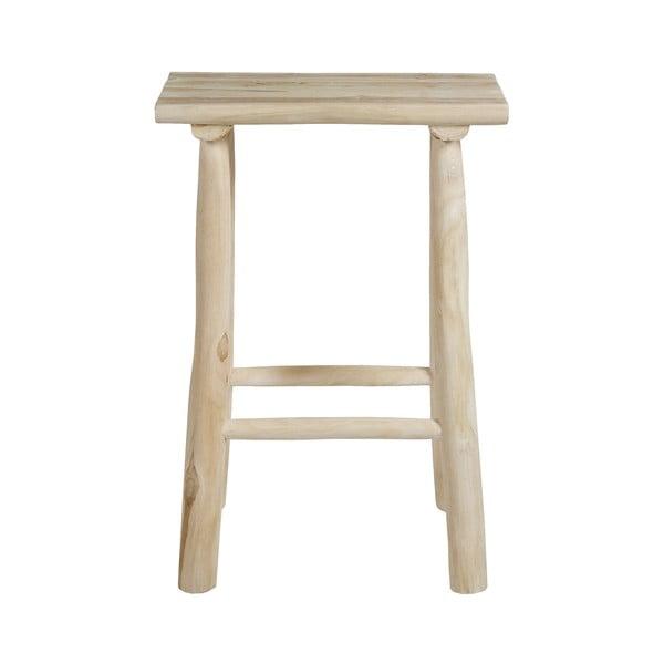 Stolička z teakového dřeva Santiago Pons Capri