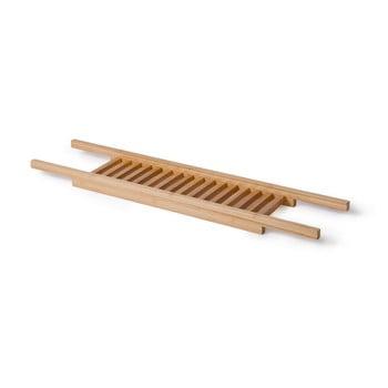Suport din lemn pentru cadă, Wireworks Bridge Arena Bamboo