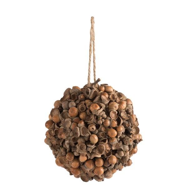 Decorațiune suspendată J-Line Nuts, ⌀ 15 cm