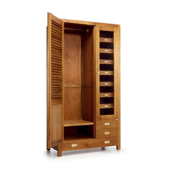 Šatní skříň ze dřeva mindi Moycor Flash Marco Polo