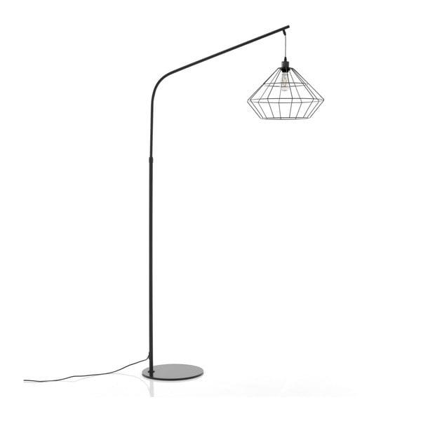 Černá stojací lampa Tomasucci Diamond