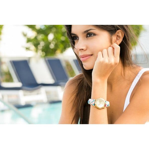 Dámské hodinky Nolita Black Crystal