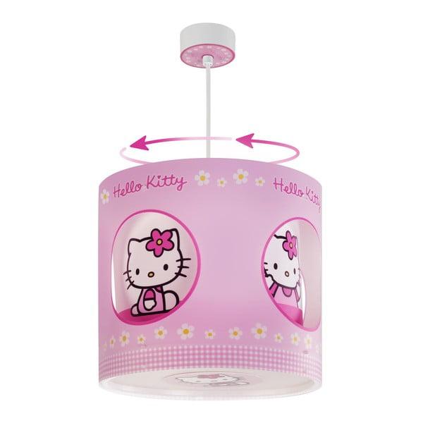 Závěsná lampa Hello Kitty, otočná