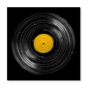 Plakát Sound System od Florenta Bodart, 30x30 cm