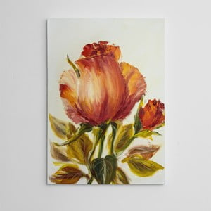 Obraz na plátně Magická růže, 50x70 cm