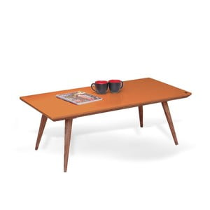 Stolek Marlen Orange, 115x40x60 cm
