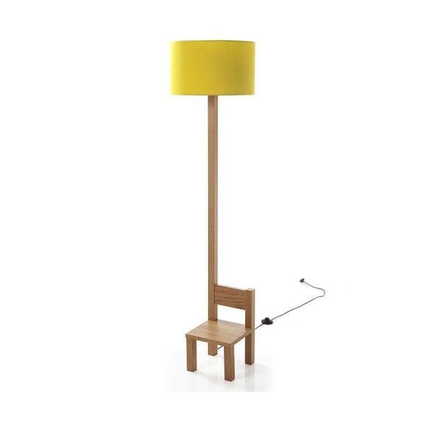 Stojací lampa Toraki Yellow