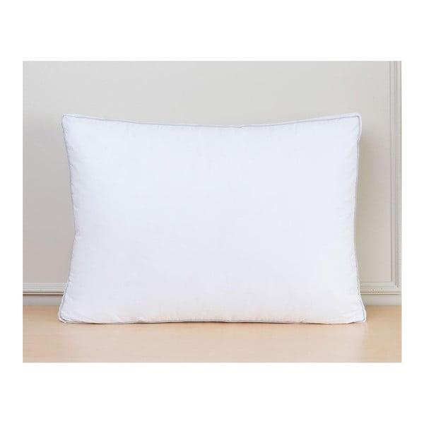 Bílá bavlněná polštářová výplň Madame Coco, 50 x 70 cm