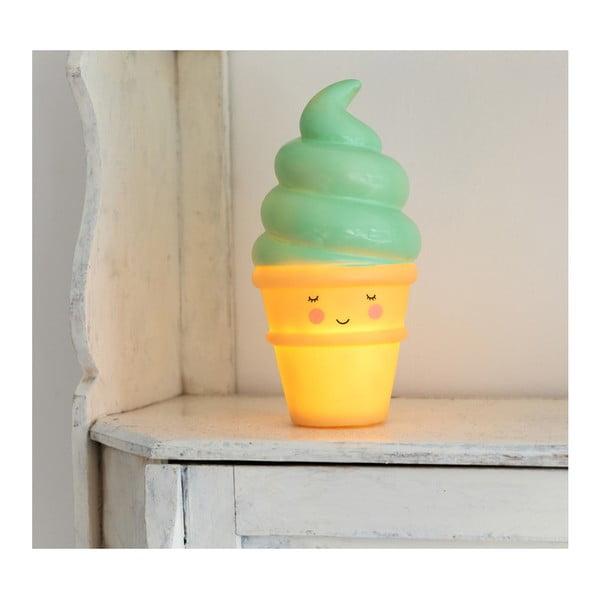 Noční lampička Rex London Pistachio Ice Cream