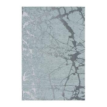 Covor Eco Rugs Marble, 135 x 200 cm, gri - albastru
