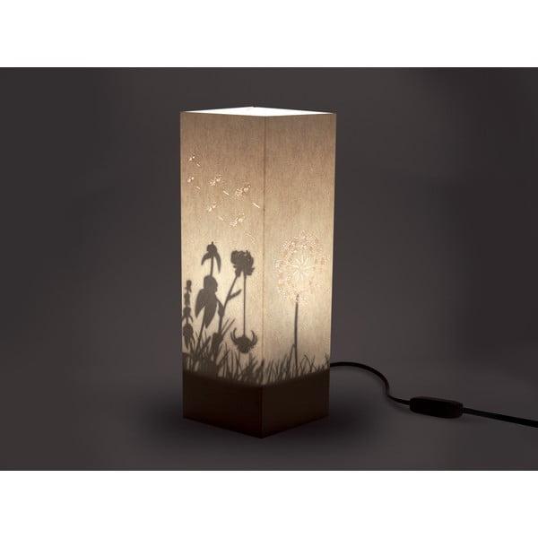 Stolní lampa W-Lamp Dandelion
